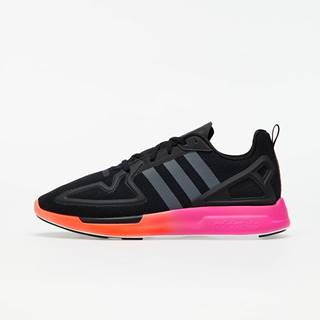 adidas ZX 2K Flux Core Black/ Grey Six/ Shock Pink