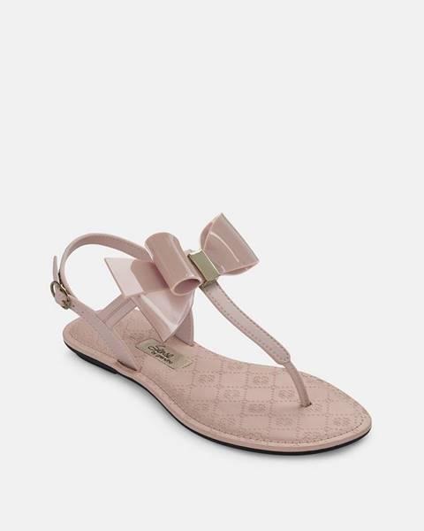 Ružové sandále Grendha