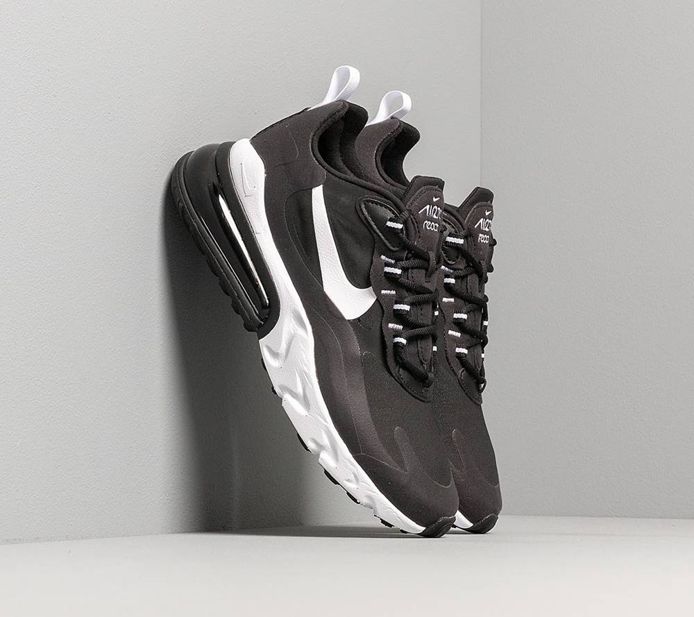 Nike Air Max 270 React Black/ White