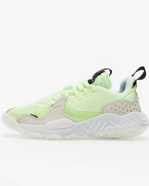 Zelené tenisky Jordan