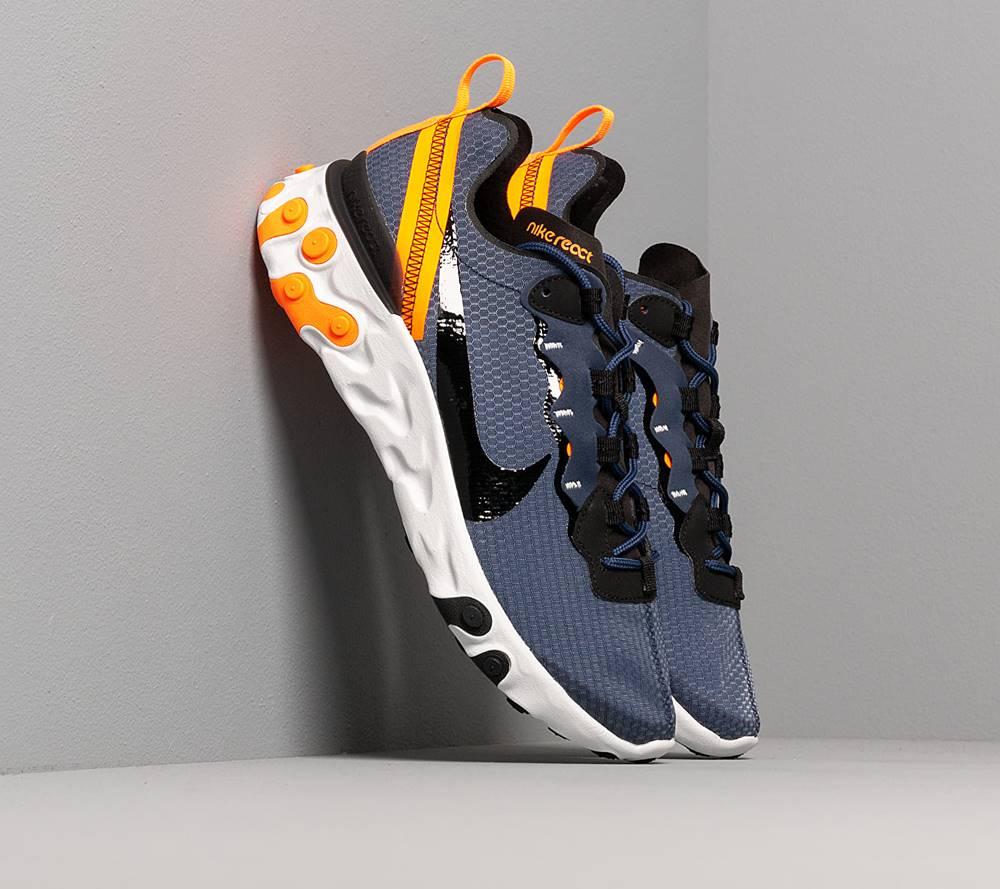 Nike Nike React Element 55 Se Midnight Navy/ Black