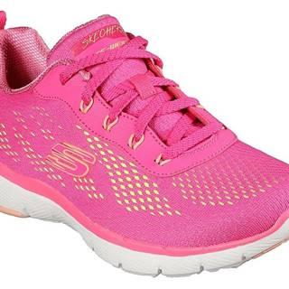 Skechers ružové tenisky Flex Appeal 3.0 Pure Velocity