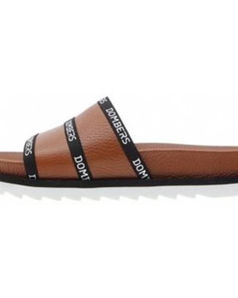 Hnedé topánky Dombers