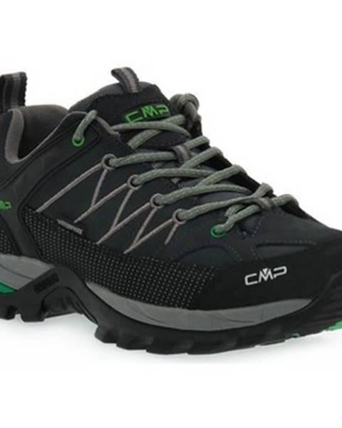 Čierne topánky Cmp