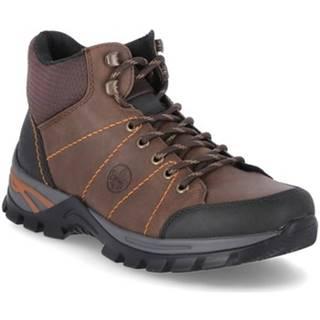 Turistická obuv Rieker  F681900