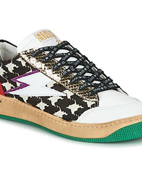 Viacfarebné tenisky Semerdjian