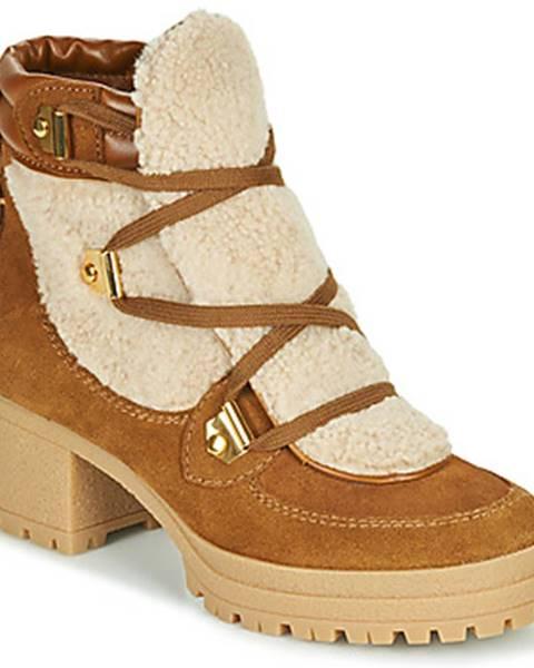 Hnedé topánky See by Chloé