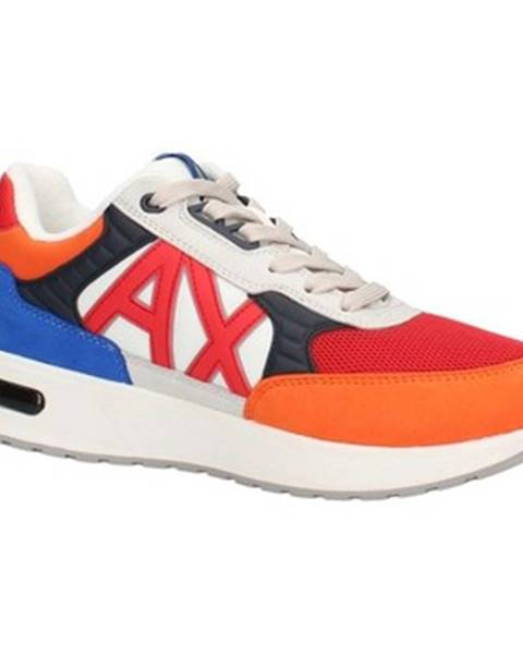 Viacfarebné tenisky EAX