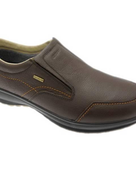 Hnedé topánky Laura