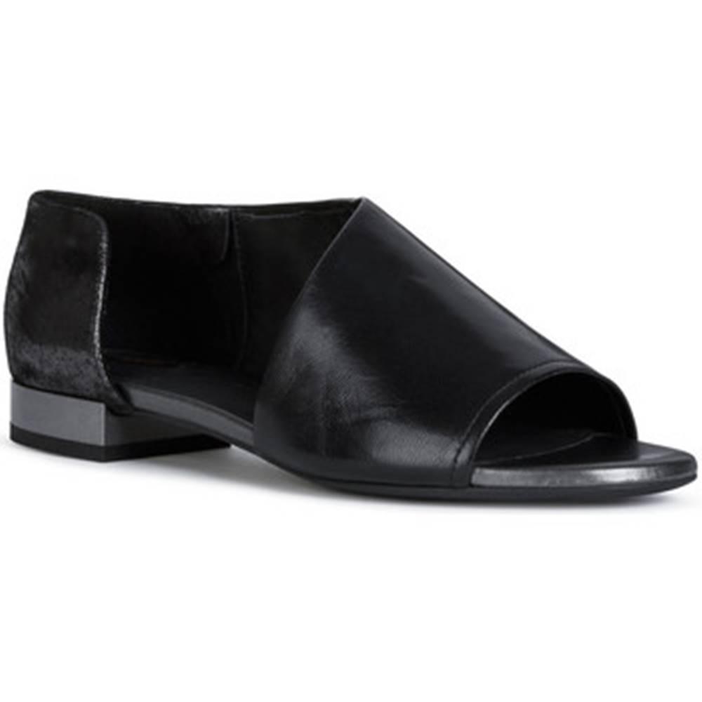 Geox Sandále Geox  D724HA 0TU77