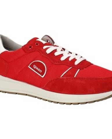 Červené tenisky IGI CO