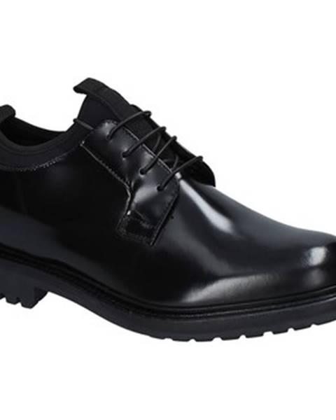 Čierne topánky Rogers