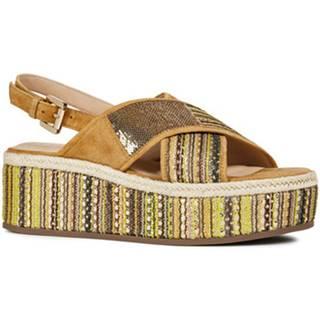 Sandále Geox  D92CXE 021DS