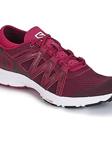 Ružové topánky Salomon