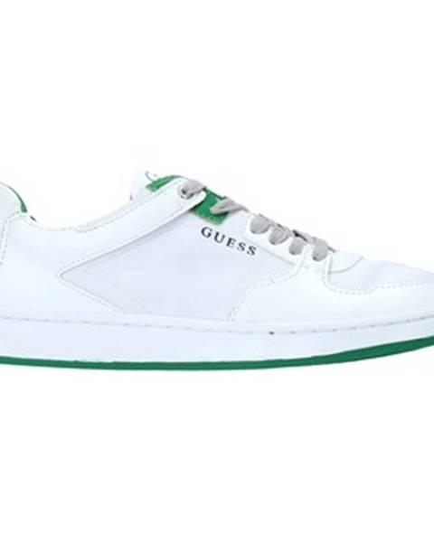 Zelené tenisky Guess