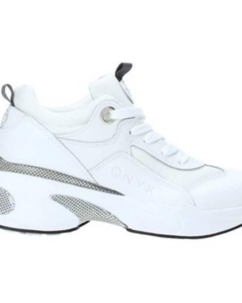 Biele tenisky Onyx