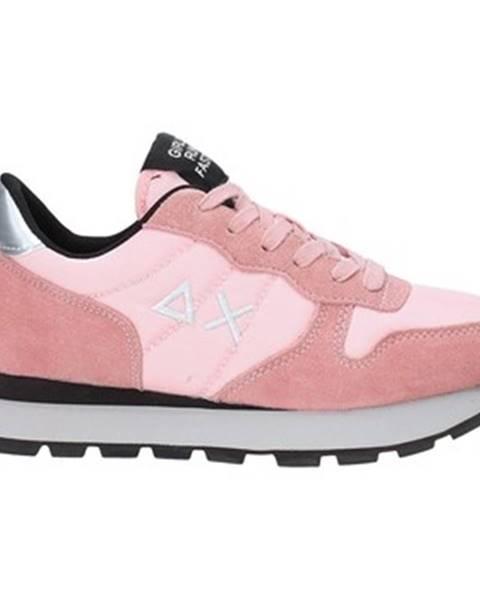 Ružové tenisky Sun68