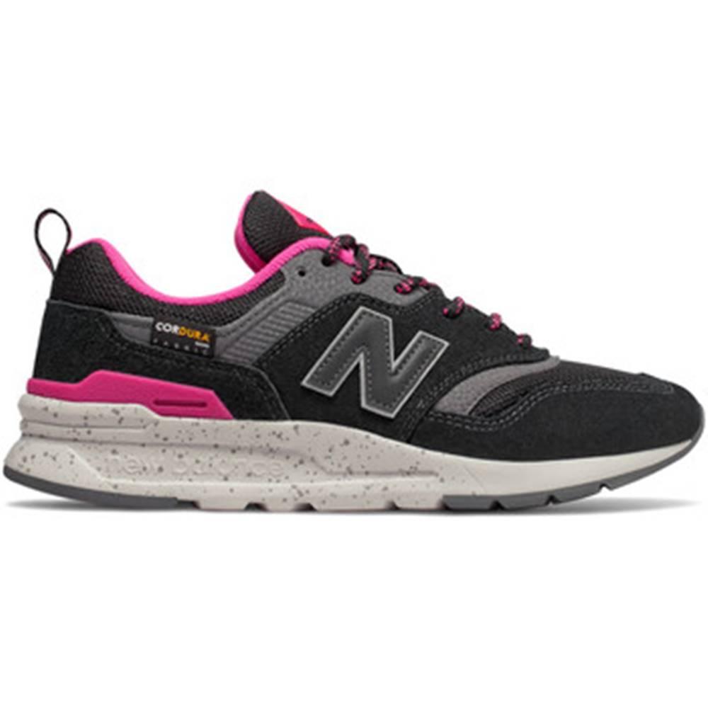 New Balance Nízke tenisky New Balance  NBCW997HOB