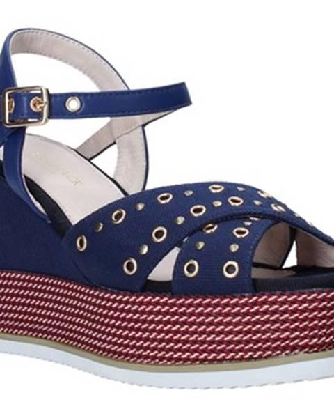 Modré sandále Lumberjack