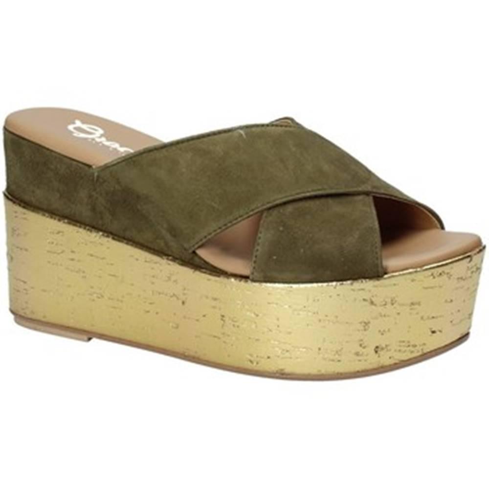 Grace Shoes Šľapky Grace Shoes  02 SUGOR F12