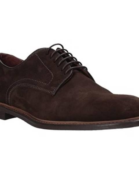 Hnedé topánky Mfw