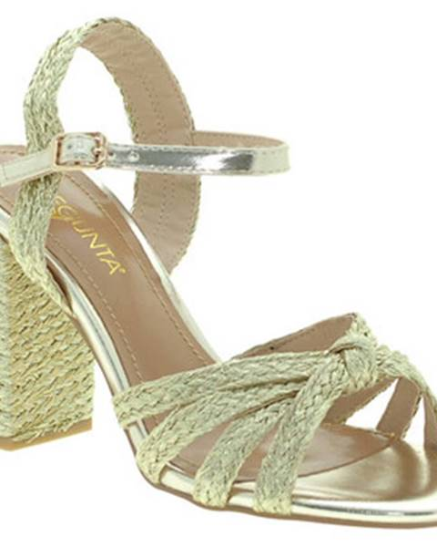 Zlaté sandále Pregunta
