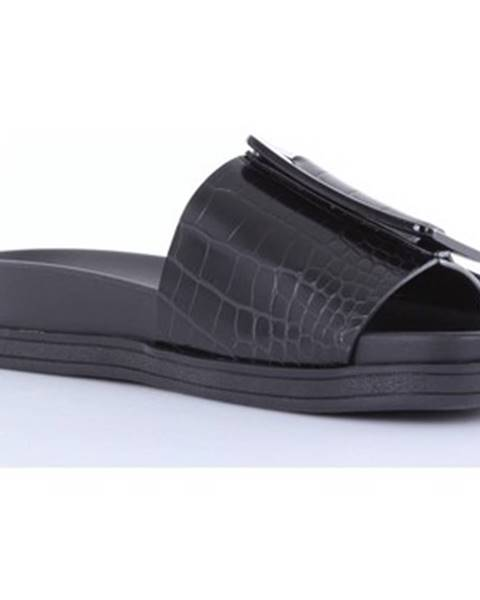 Čierne topánky Noa Harmon