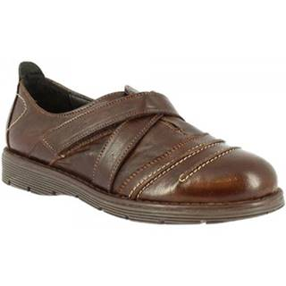 Derbie Leonardo Shoes  2053 T. MORO