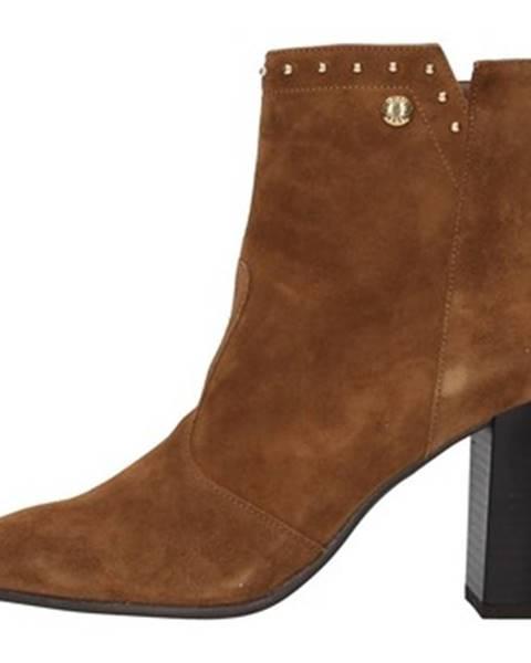 Hnedé topánky Nero Giardini