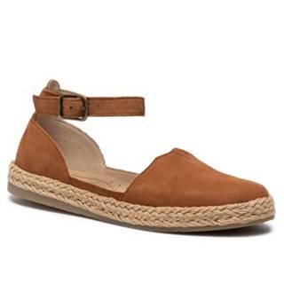 Sandále Lasocki WI16-SPAROW-04 Prírodná koža(useň) - Zamš