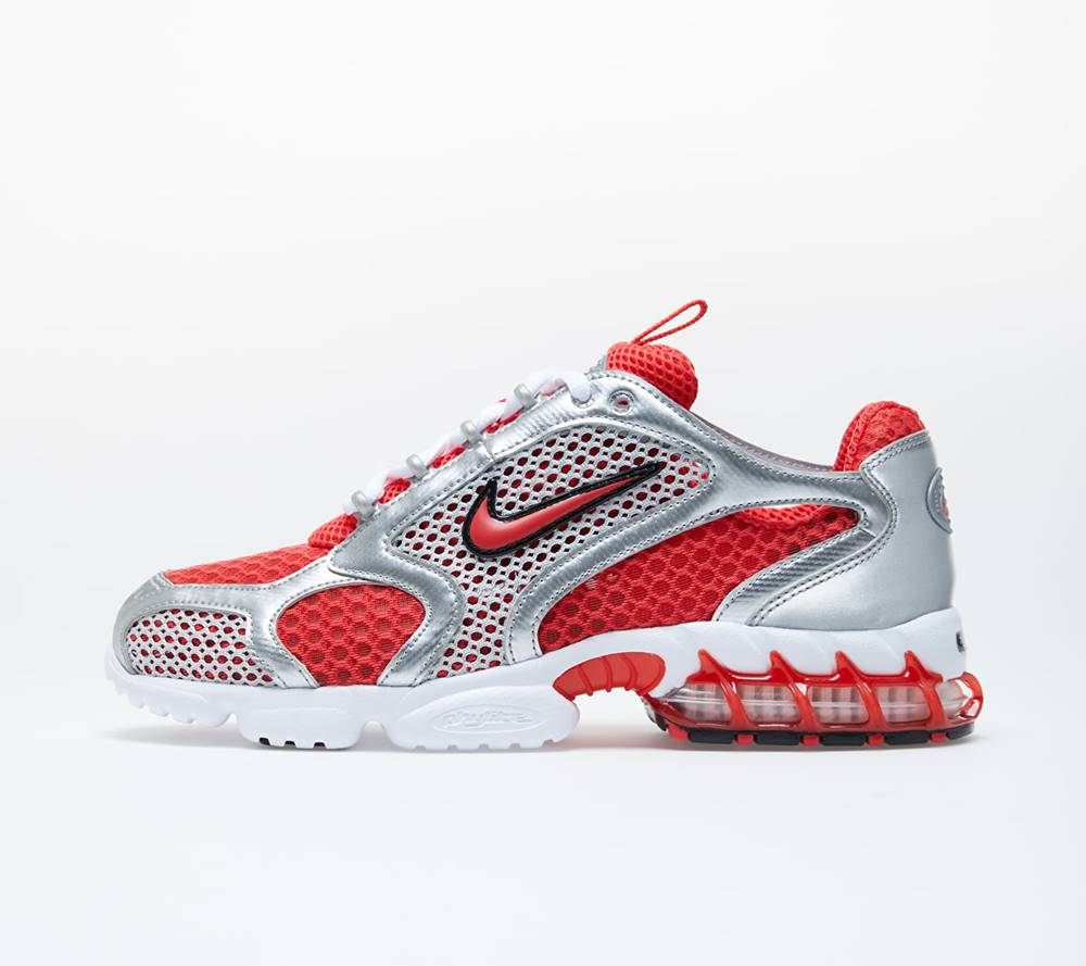 Nike Air Zoom Spiridon Cage 2 Track Red/ Track Red