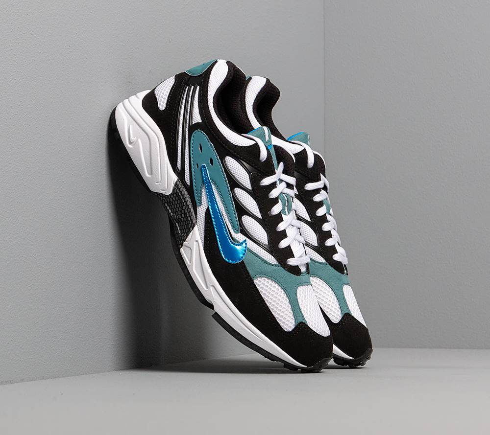 Nike Air Ghost Racer Black/ Photo Blue