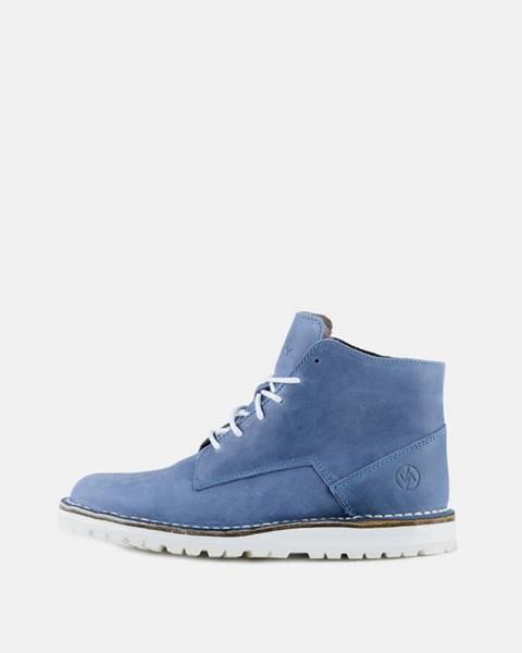 Modré topánky vasky