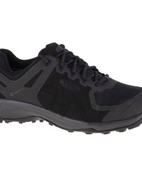 Čierne topánky Keen
