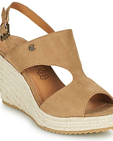Béžové sandále Chattawak