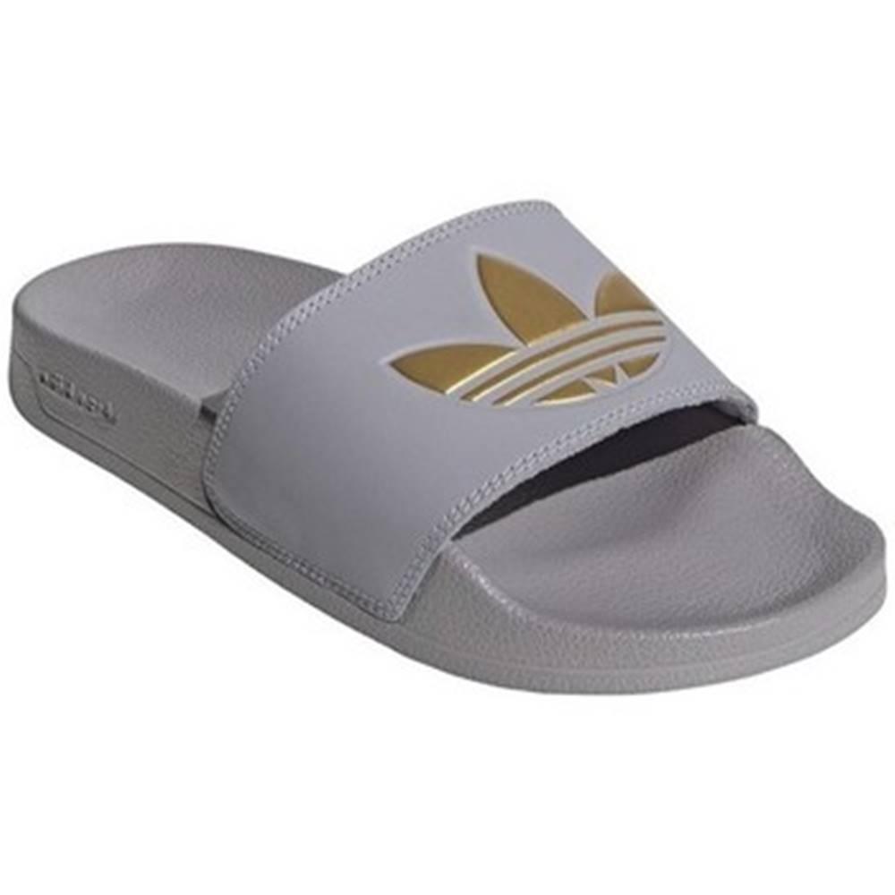 adidas športové šľapky adidas  Klapki Adilette Lite W