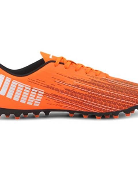 Oranžové topánky Puma