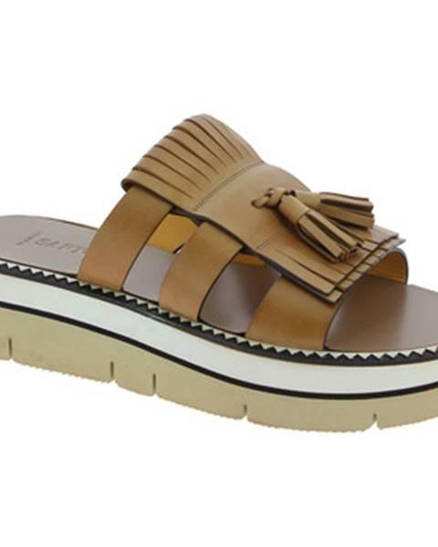 Hnedé topánky Sartore