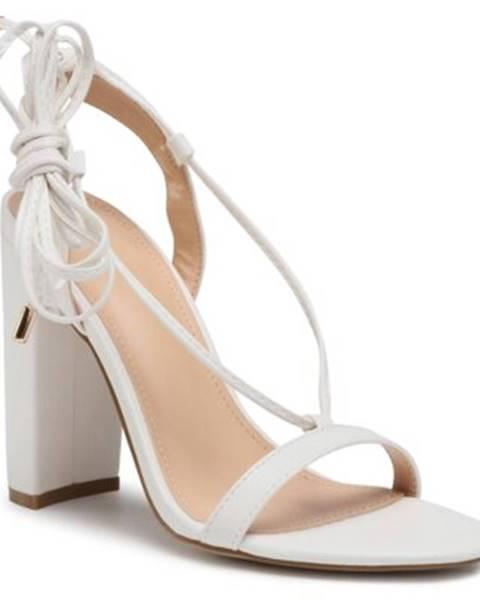 Biele sandále Jenny Fairy