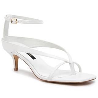 Sandále Gino Rossi 119AL4717 Prírodná koža(useň) - Lícova
