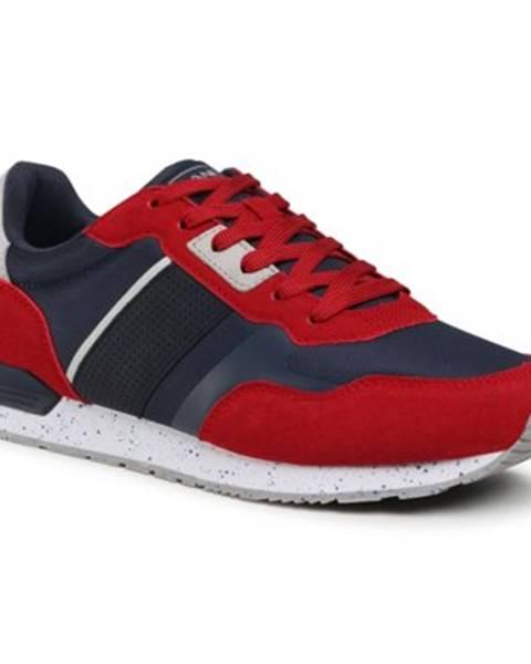 Červené topánky Lanetti