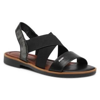 Sandále Lasocki WI16-DOROTHY-01 Prírodná koža(useň) - Lícova