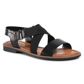 Sandále Lasocki WI23-FOXI-11 Prírodná koža(useň) - Lícova