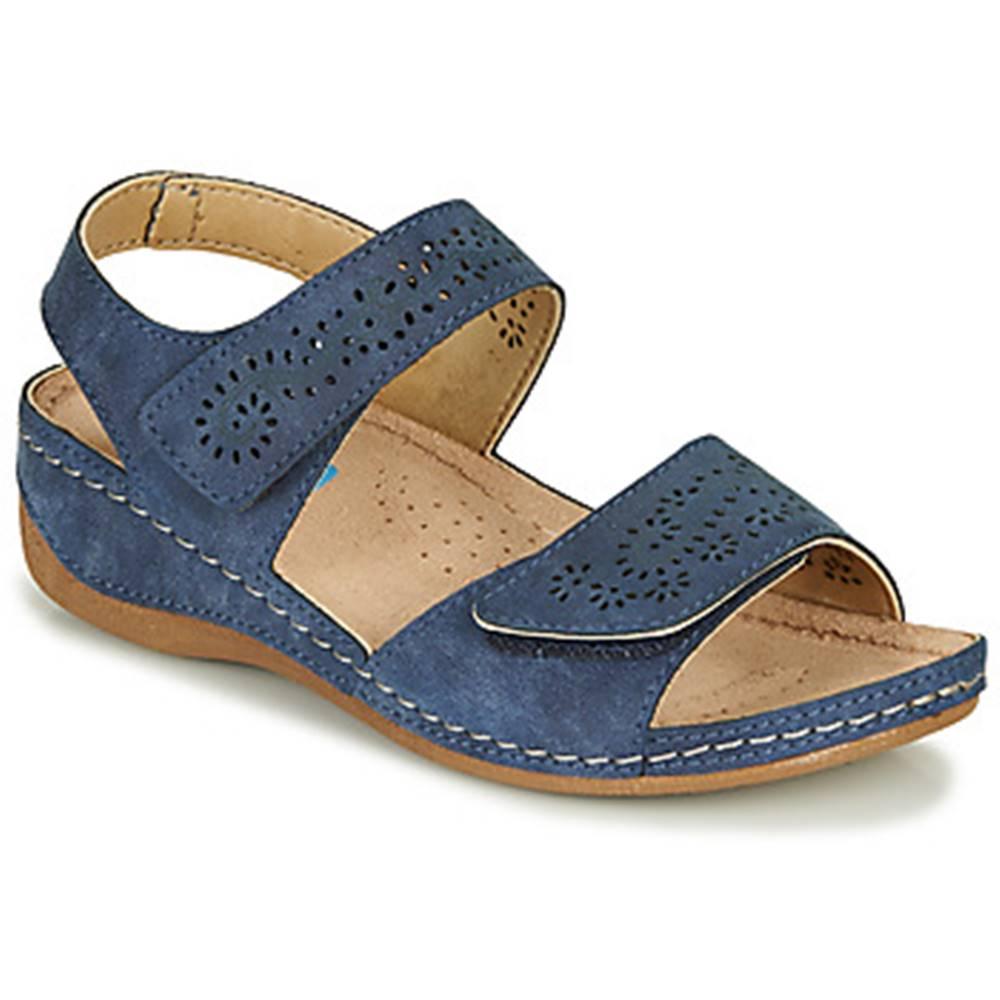 Damart Sandále Damart  MILANA