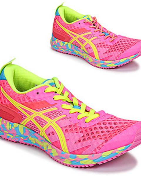 Ružové topánky Asics