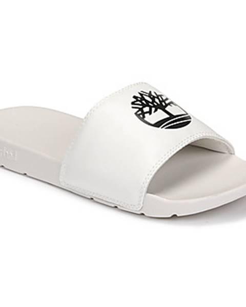 Biele topánky Timberland