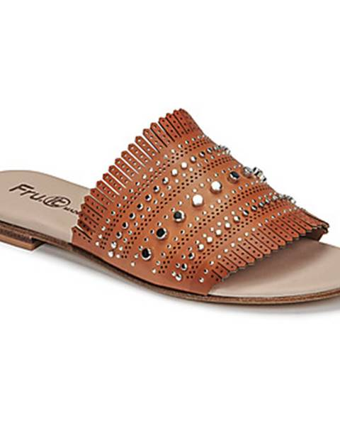 Hnedé topánky Fru.it