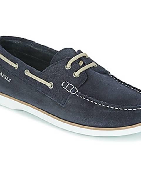 Modré topánky Aigle