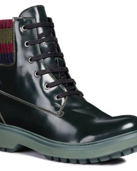 Zelené topánky Geox