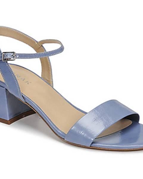 Modré sandále Jonak